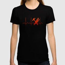 CARPENTER HEARTBEAT T-shirt