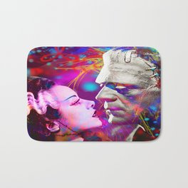 Frankenstein`s Bride Bath Mat