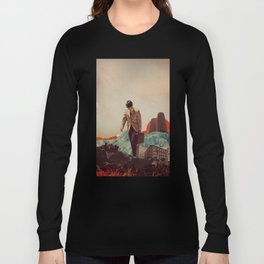 Leaving Their Cities Behind Long Sleeve T-shirt