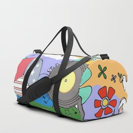 Hippie Life Duffle Bag