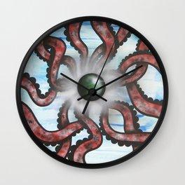 The Black Pearl Wall Clock