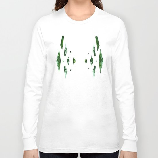 ARECALES Long Sleeve T-shirt