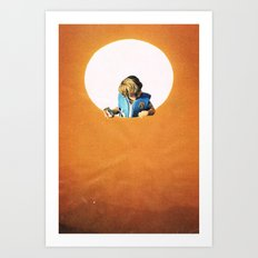 This is not a super bock... Art Print