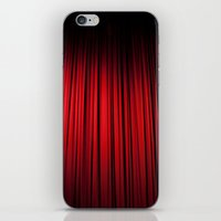 theatre iPhone & iPod Skins featuring Theatre  by KClark Photography