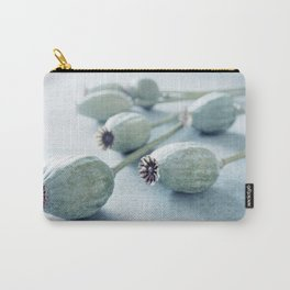 Poppy seed capsule Carry-All Pouch