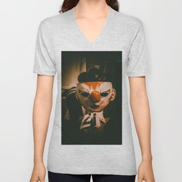 Halloween Horrors Unisex V-Neck