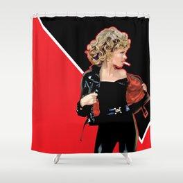 TBird Shower Curtain