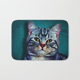 Cat #cat #kitty Bath Mat