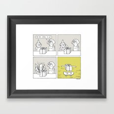 Birthday Framed Art Print