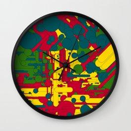 Mind Factory Wall Clock