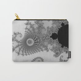 Males mandelbrot abstract Carry-All Pouch