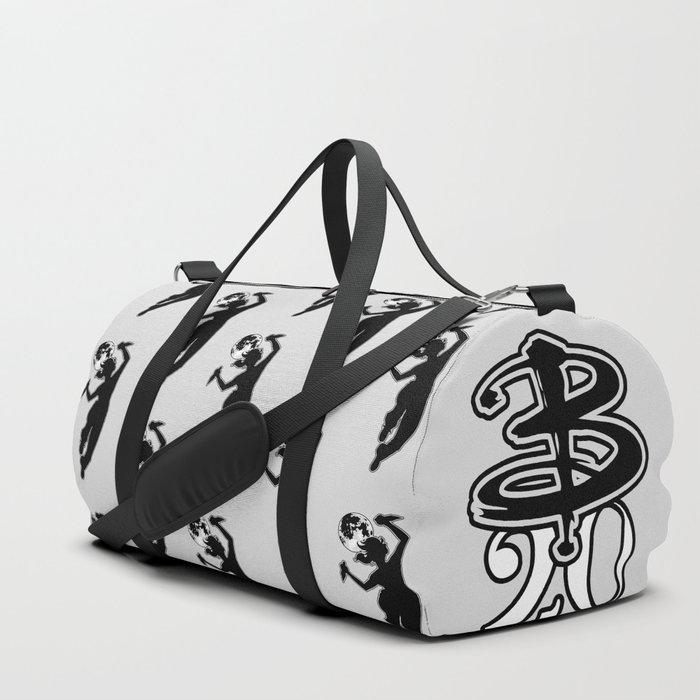 Buffy Slays 20 Duffle Bag