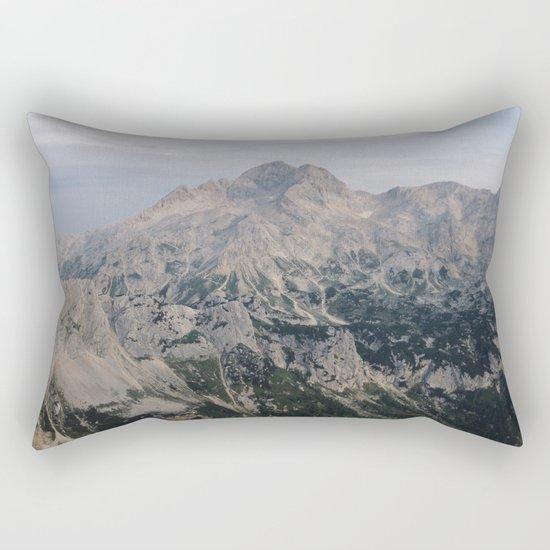 Triglav Rectangular Pillow