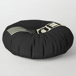 U.S. Military: OEF Floor Pillow