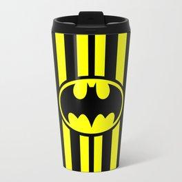 Bat Man Classic Travel Mug