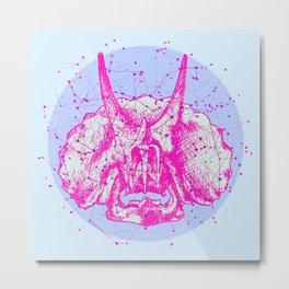 Dinostars (LOST TIME) Metal Print