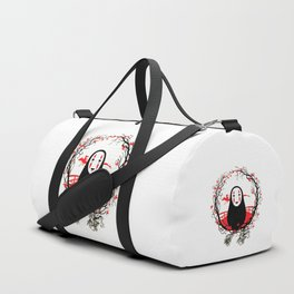 Evil Without Face Duffle Bag