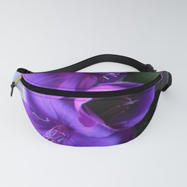 For All The T In Tibouchina Fanny Pack