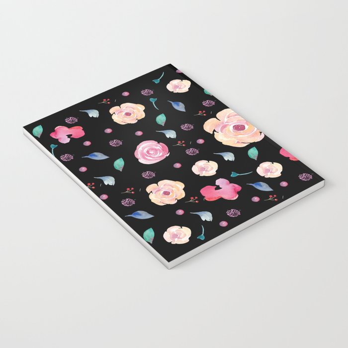 Springtime florals II Notebook