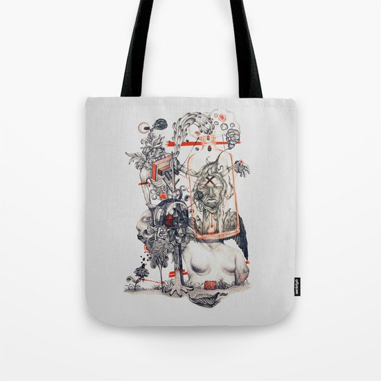"""untitle""  Tote Bag"