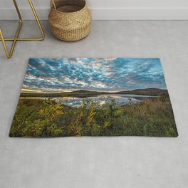 Wichitas Wonder - Fall Colors and Big Sky in Oklahoma Rug