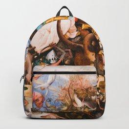 The Fall Of The Rebel Angels 1562 By Pieter Bruegel The Elder Backpack