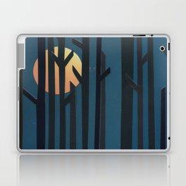 Breaking Through Laptop & iPad Skin