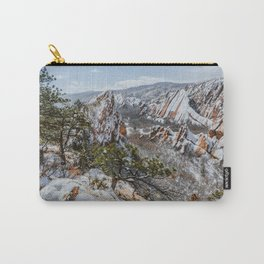 Roxborough State Park, Colorado Carry-All Pouch