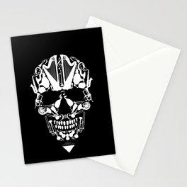 MUSICAL SKULL Stationery Cards