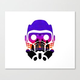 Guardians of the Galaxy [v.2] Canvas Print