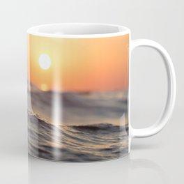 Sunset Wave Coffee Mug
