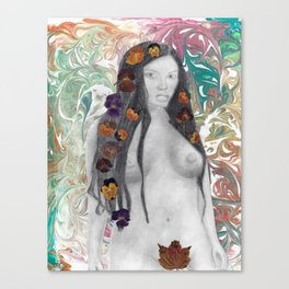 Nature lover Canvas Print