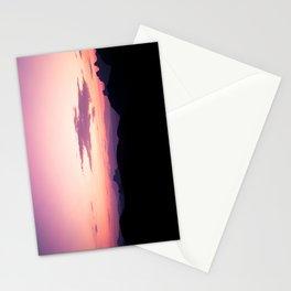 Fuchsia Sunset Stationery Cards