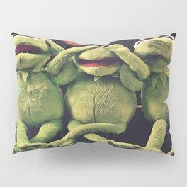 Kermit - Green Frog Pillow Sham