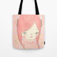소녀 THIS GIRL Tote Bag