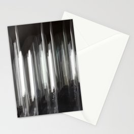 Bands of Lights Stationery Cards