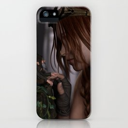 While Exploring iPhone Case