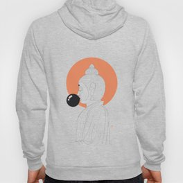 Buddha : Concentrate on the Void! Hoody