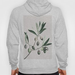 Olive Tree Branch Hoody