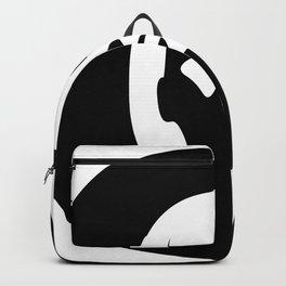 Woman - inside the O Backpack