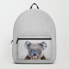 Koala - Colorful Backpack