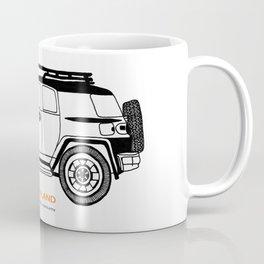 FJ Cruiser Coffee Mug