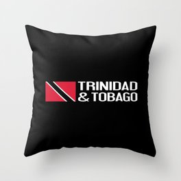 Trinidad & Tobago Throw Pillow