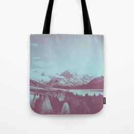 An Acorn and a Chestnut Tote Bag