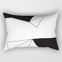 Origami I Rectangular Pillow