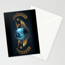 CS GO The Global Elite (Simple/Background) Stationery Cards