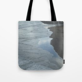 Westcoast textures Tote Bag