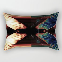 Mushroom Surreal v.1 Rectangular Pillow