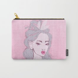 selfie girl_9 Carry-All Pouch