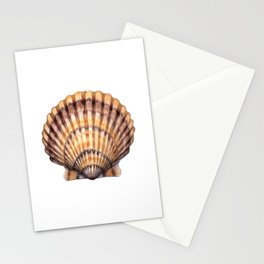 Bay Scallop Stationery Cards